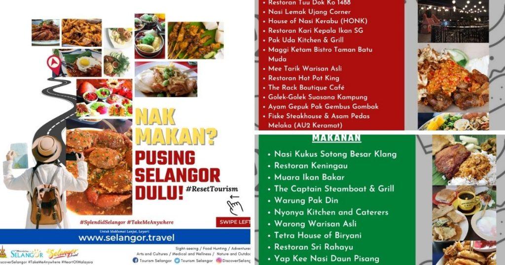 Port Makan Best & Viral Kat Selangor. Rugi Tak Cuba!